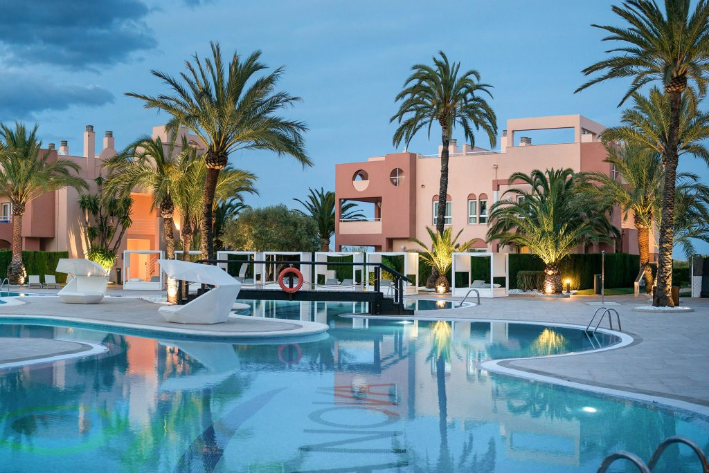 OLIVA NOVA BEACH & GOLF HOTEL 4*, OLIVA, VALENCIA