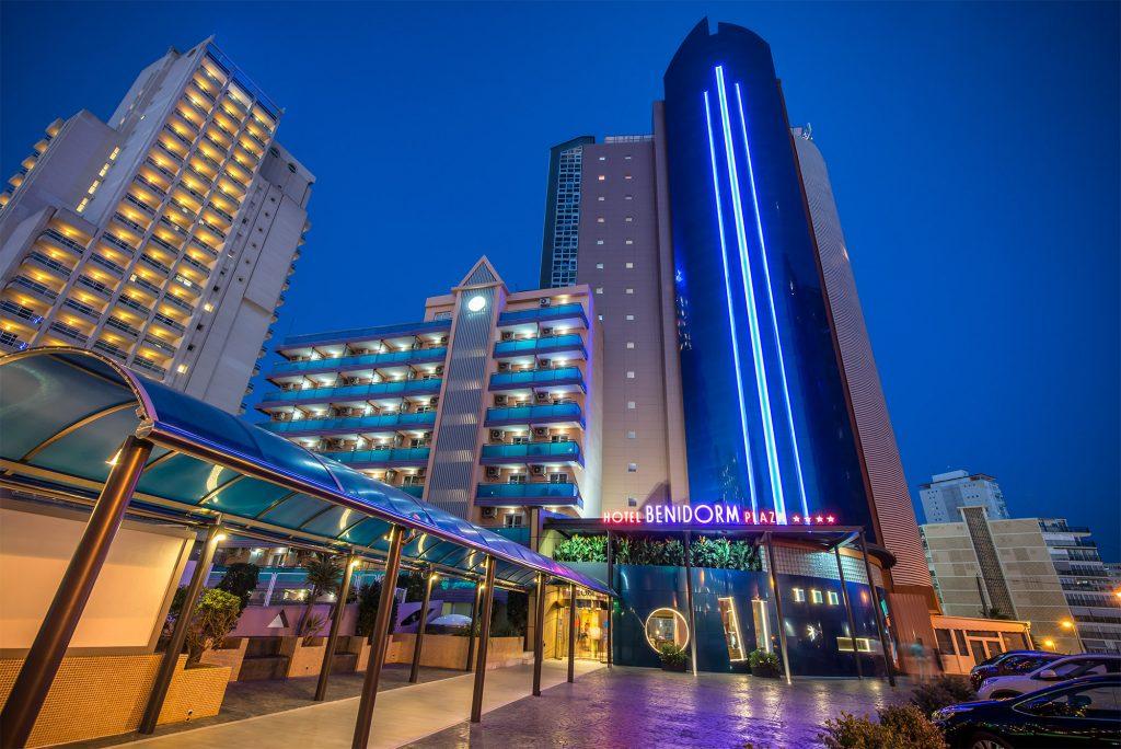 HOTEL BENIDORM PLAZA 4*, BENIDORM