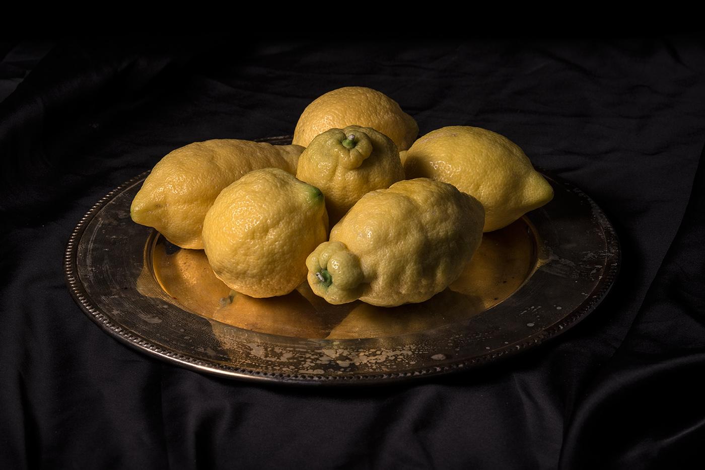 Bodegón Limones