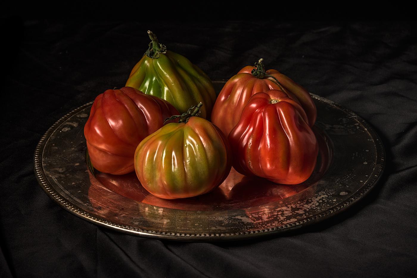 Bodegón Tomates