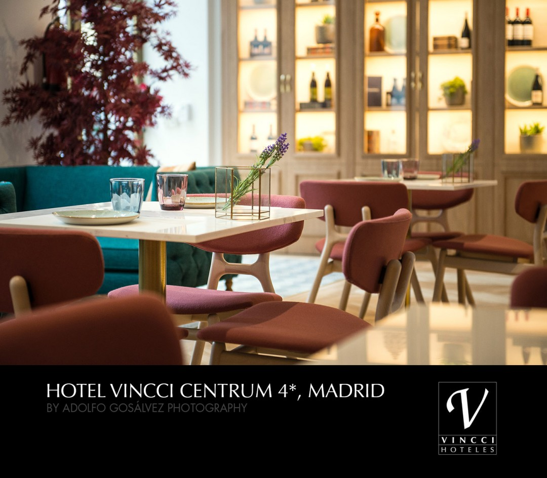 HOTEL VINCCI CENTRUM 4*, MADRID