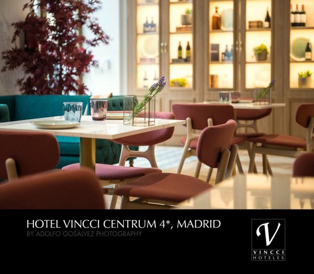 HOTEL VINCCI CENTRUM 4*, MADRID