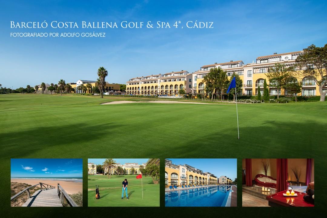 Hotel Barceló Costa Ballena 4* Cádiz